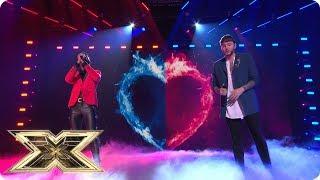 Dalton and James Arthur duet on X Factor Final   Final   The X Factor UK 2018