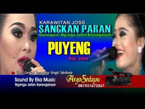 Lirik Lagu PUYENG Sragenan Karawitan Campursari - AnekaNews.net