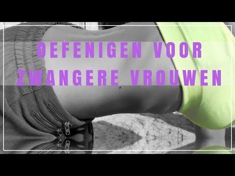 Oefeningen voor Zwangere Vrouwen