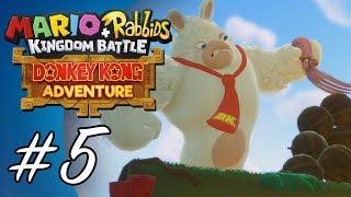 Donkey Kong Adventure #5 (mario   Rabbids: Kingdom Battle Dlc)