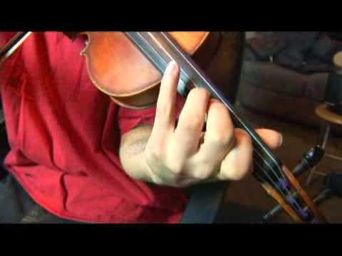 Violin B Harmonic Minor Scale: 2nd Scale Degree