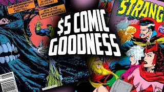 Underrated Cheap Comics - Dr Strange is the MVP in the Infinity Gauntlet