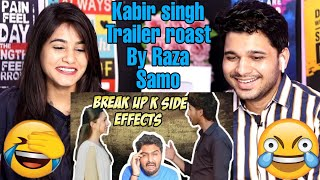 INDIANS React To How To Handle The Breakup | KABIR SINGH ROASTED REVIEW