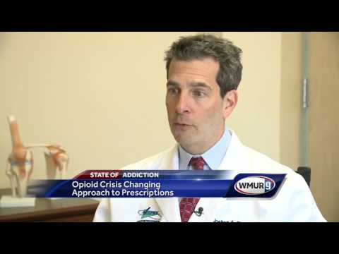 Doctors change approach to pain management