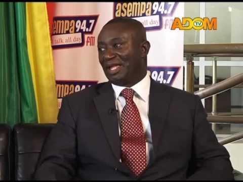 Build Up to 2017 Budget Reading on Adom TV (2-3-17)