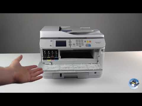 How to Change Ink Cartridges with an Epson WorkForce WF5620