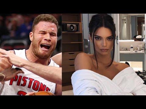 Blake Griffin HEARTBROKEN Over Kendall Jenner! Left His BabyMomma For Her