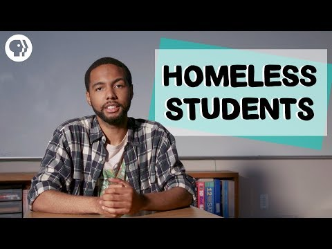 The Hidden Problem of Homeless High School Students
