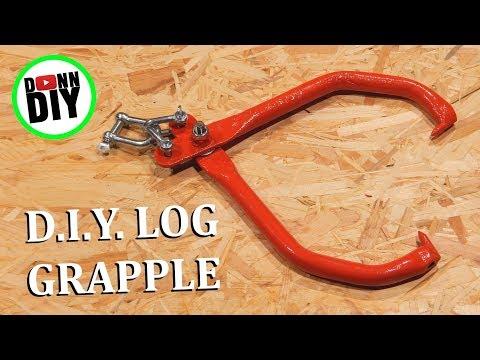 Log Grapple Design & Fabrication