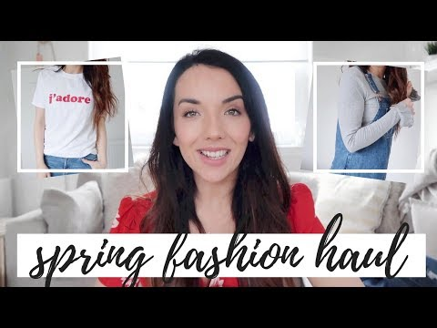 TRY ON HAUL SPRING / SUMMER 2018 | ASOS NEW LOOK RIVER ISLAND