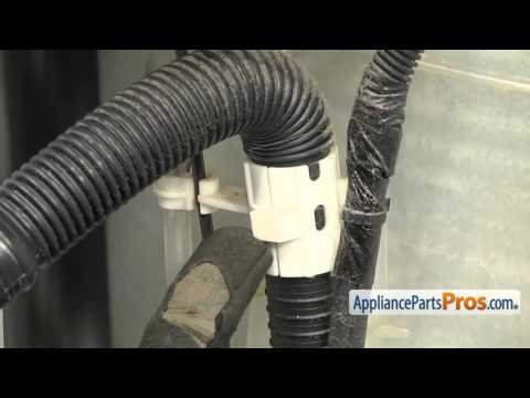Washer Drain Hose (part #280190) - How To Replace