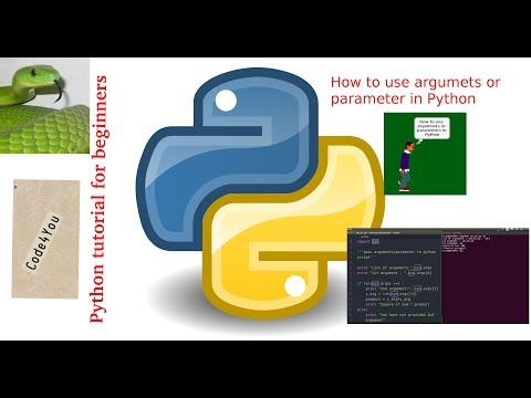 pass argument in python|pass parameter in python|how to pass arguments in python |Python Tutorial#14
