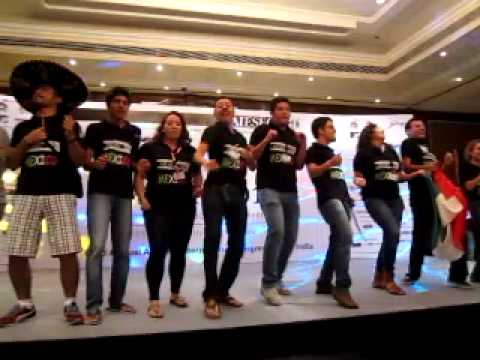 AIESEC IC 2010 Mexico Roll Call