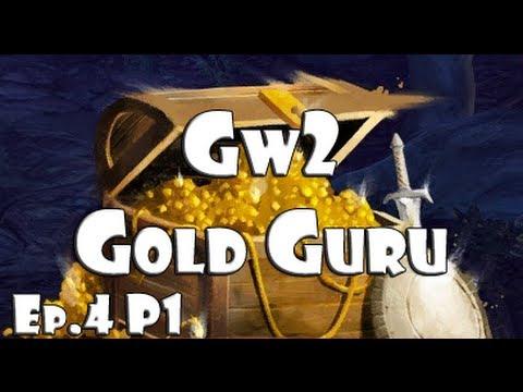 ►GW2 Gold Guru Ep.4 - Trading Tool & Dye Flipping Part 1 ~ShoddyCast~