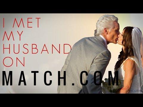 I met my husband on Match.com!