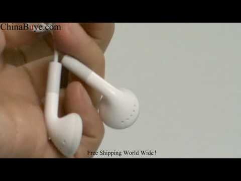 Cheap Earphones Headphones Earbud with Mic For 2G iPhone 3G