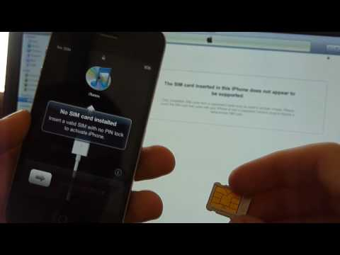 RebelSim iPhone Activation Sim Review - jRin.net