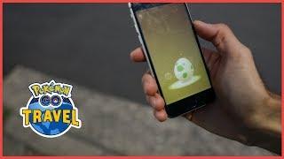 Pokémon GO Travel takes the Global Catch Challenge to Kyoto