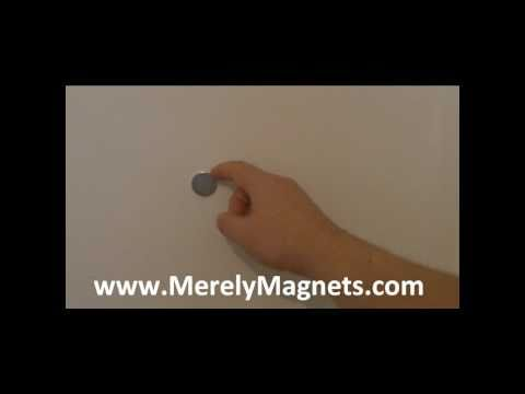 Rare Earth Disc Magnet Stud Finder