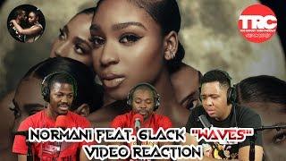 """Normani feat. 6lack """"Waves"""" Music Video Reaction"""
