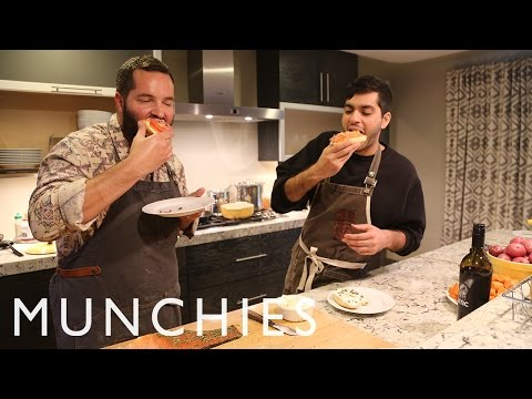 Stoned Shabbat Dinner: BONG APPÉTIT