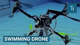These Swimming Drones Can Find Underwater Mines