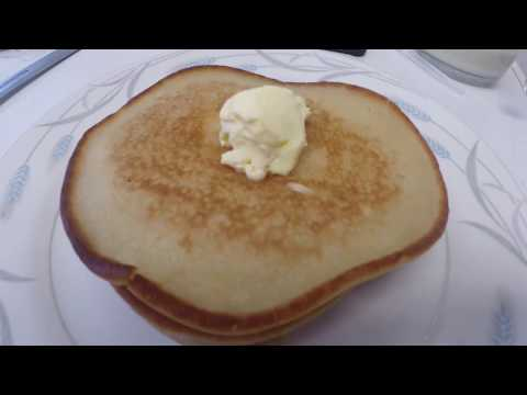 No Milk Pancakes