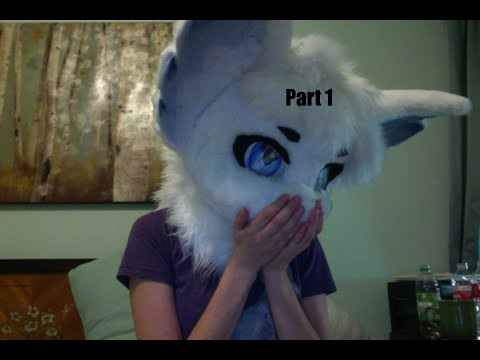 Kemono Fursuit Eyes Tutorial Part 1