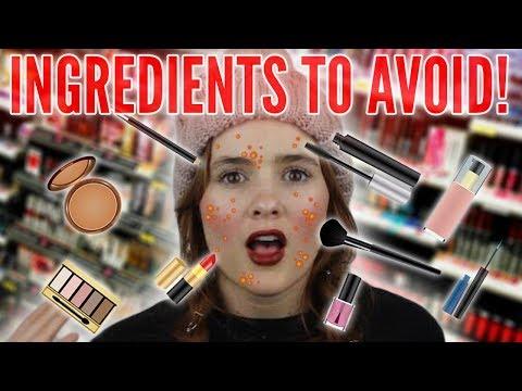 7 Makeup Ingredients That Cause Acne