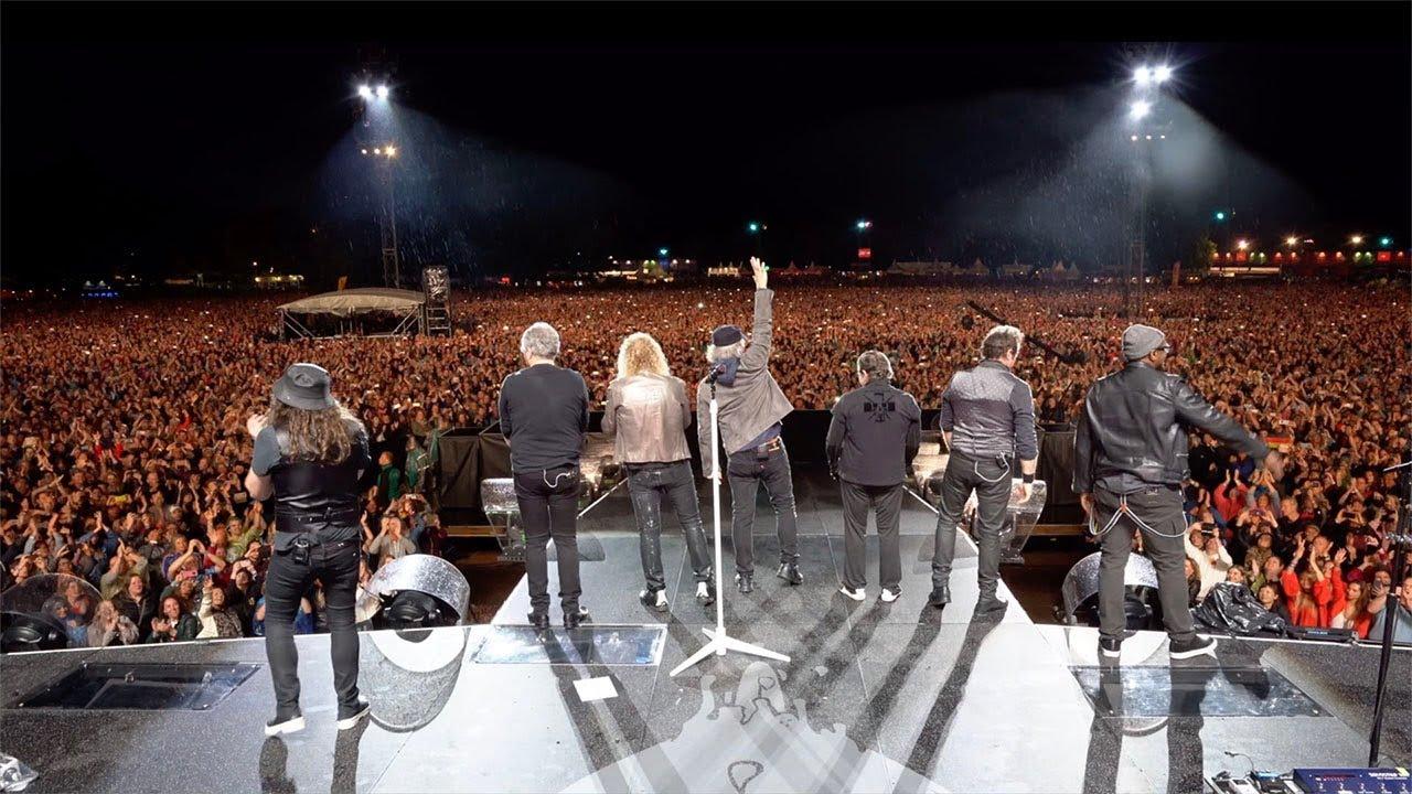 Bon Jovi: Tour Diary #4 - Nijmegen & Dublin