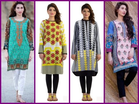 Trendy Pakistani Dresses - Winter Collection for Women!