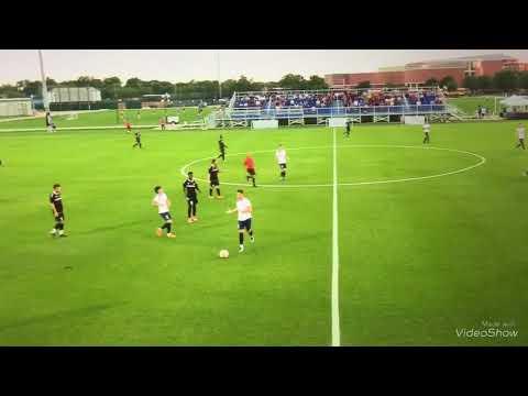 Cyrus Harmon USL/PDL 2018 Highlights