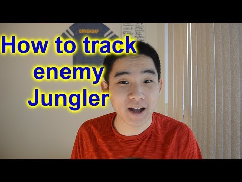How to track the enemy jungler