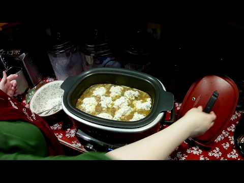 How to make Beef Stew and Dumplings