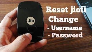 How to change jiofi jmr815 password   Full Setup Tutorial in