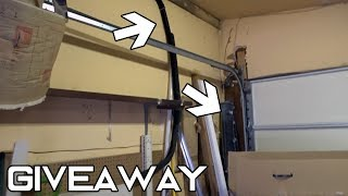 Cleaning out the garage: parts giveaway!
