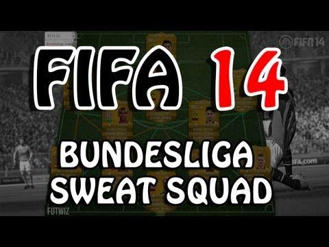 FIFA 14 - My Future Squads - Bundesliga Sweat