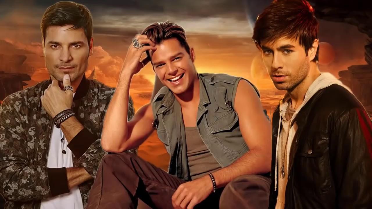 Chayanne, Ricky Martin, Enrique Iglesias, Luis Fonsi - Latino Romantico 2020