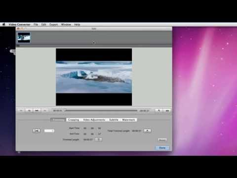 How to Convert VOB to MOV on Mac