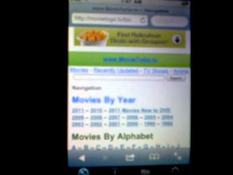 How to download free movies on ipod touch free