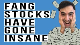 FANG Stocks Go From Crazy To INSANE! Fed Interest Rate Policy Could Make or Break Market!