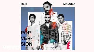 Reik, Maluma - Amigos Con Derechos (Versión Pop [Cover Audio])