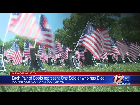 Memorial Day boots on the ground