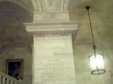 Inside New York Public Library September 2011 Sex and the City Film Location!