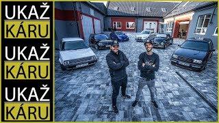 4K | PETROLHEADS PARADISE! | EZY HÝBL | PORSCHE 356 | BMW M5 | M3 | VW CADDY | VENTO | GOLF | ...