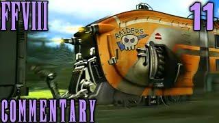Final Fantasy VIII Walkthrough Part 11 - Kidnapping President Deling