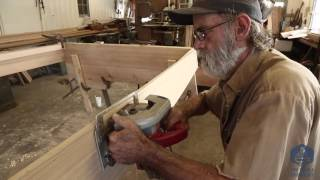 Building the TotalBoat - How to install the chines on a wooden boat work skiff (Episode 8)