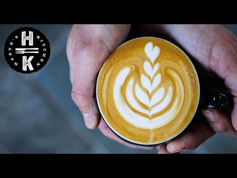 Barista style coffee at home with Strangers coffee - Collab Series