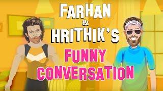 Farhan & Hritik's Funny Conversation | Twisted | What The Farhan | ft Mirchi Kunal | Filmy Mirchi