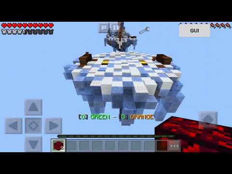 Let's Hack Bedwars with Paramod - New Fly-bypass [Minecraft Pocket Edition]
